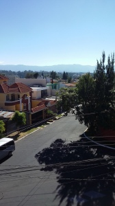 Another view from the roof